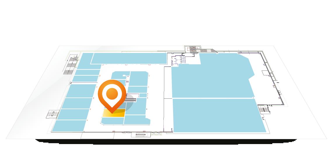 Siamo presenti nell'area 14 del Centro Commerciale Arcobaleno