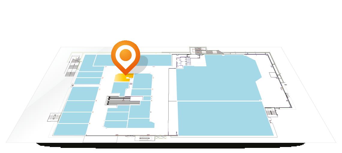 Siamo presenti nell'area 17bis del Centro Commerciale Arcobaleno