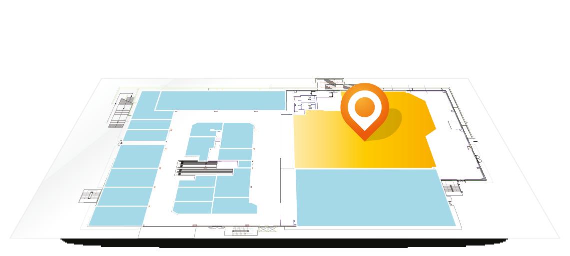 Siamo presenti nell'area MSA1 del Centro Commerciale Arcobaleno