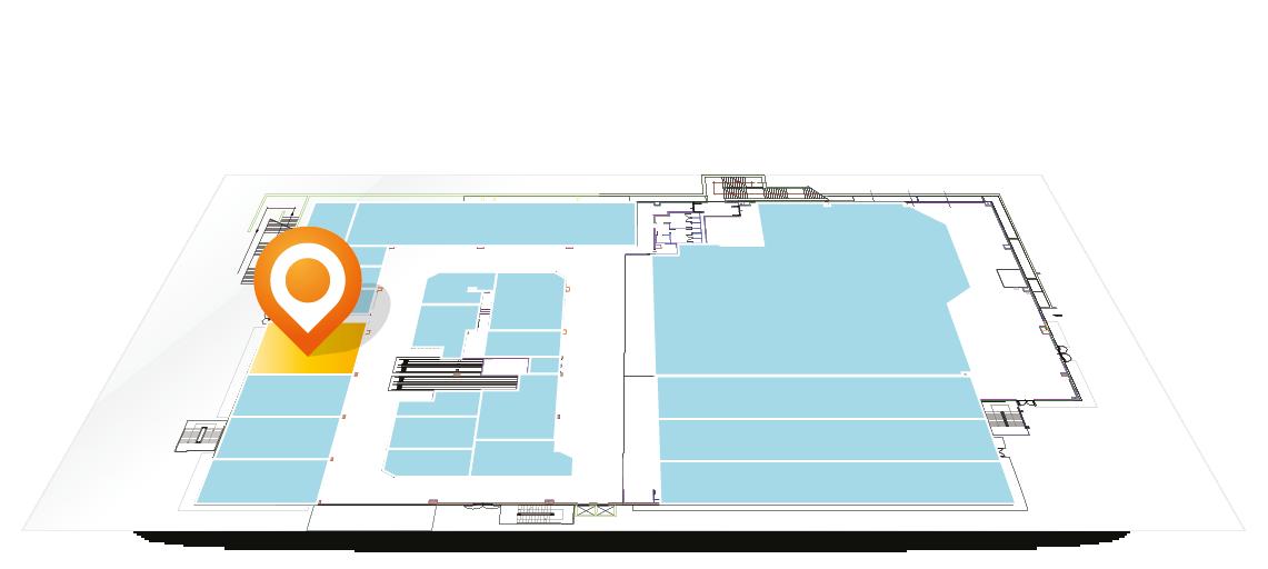Siamo presenti nell'area 4 del Centro Commerciale Arcobaleno