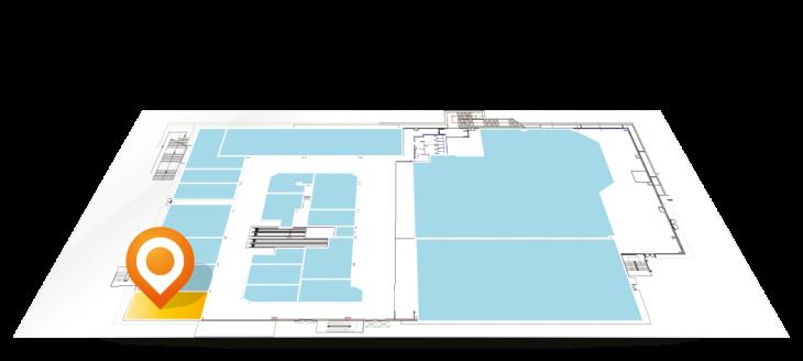 Siamo presenti nell'area 1 del Centro Commerciale Arcobaleno