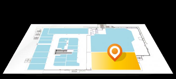 Siamo presenti nell'area MSA2 del Centro Commerciale Arcobaleno