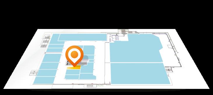 Siamo presenti nell'area 15 del Centro Commerciale Arcobaleno
