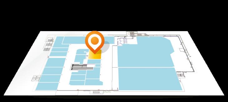 Siamo presenti nell'area 18 del Centro Commerciale Arcobaleno