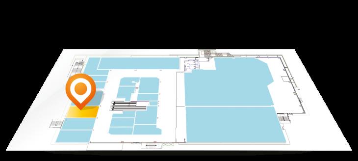 Siamo presenti nell'area 3 del Centro Commerciale Arcobaleno