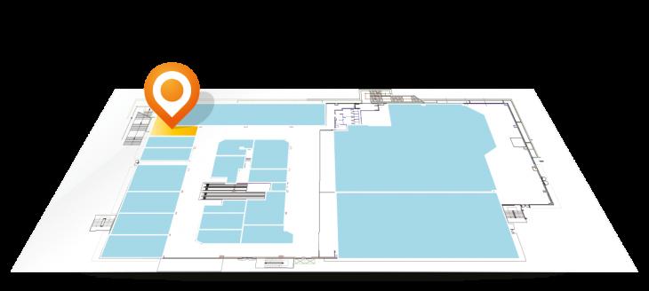 Siamo presenti nell'area 6bis del Centro Commerciale Arcobaleno